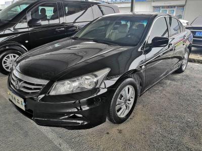本田 雅阁  2011款 2.4L LX