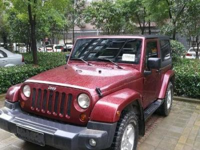 2008年5月 Jeep 牧马人  3.8L 两门图片