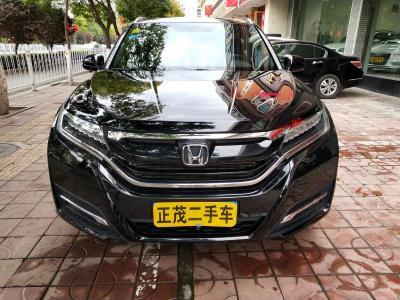 本田 UR-V  2017款 370TURBO 四驱尊享版图片