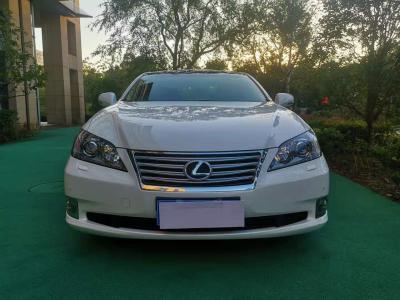 2012年2月 雷克萨斯 ES  240 豪华版图片