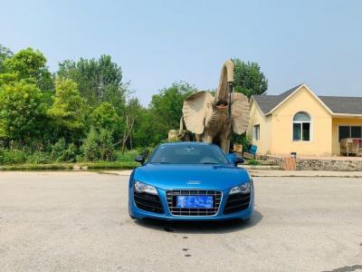 奥迪 奥迪R8  2013款 5.2 FSI quattro 中国专享型图片