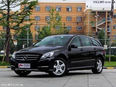 奔驰 奔驰R级  2015款 R 400 4MATIC 商务型?#35745;?/>                         <div class=