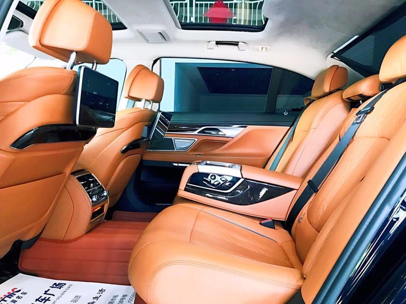 宝马 宝马7系  2017款 740Li xDrive 豪华型图片