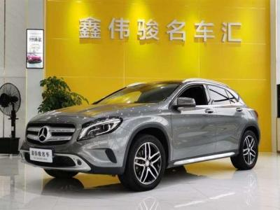 奔馳 奔馳GLA  2016款 GLA 220 4MATIC 時尚型