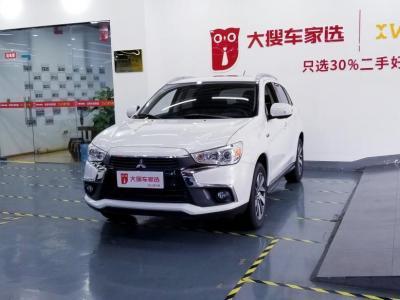 2018年7月 三菱 劲炫ASX  2.0L CVT两驱尊享版图片