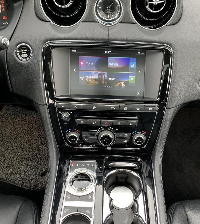 捷豹 XJ  2016款 XJL 2.0T 两驱典雅商务版图片