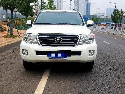 2015年8月 丰田 兰德酷路泽(进口) 4.0L V6 中东限量版图片