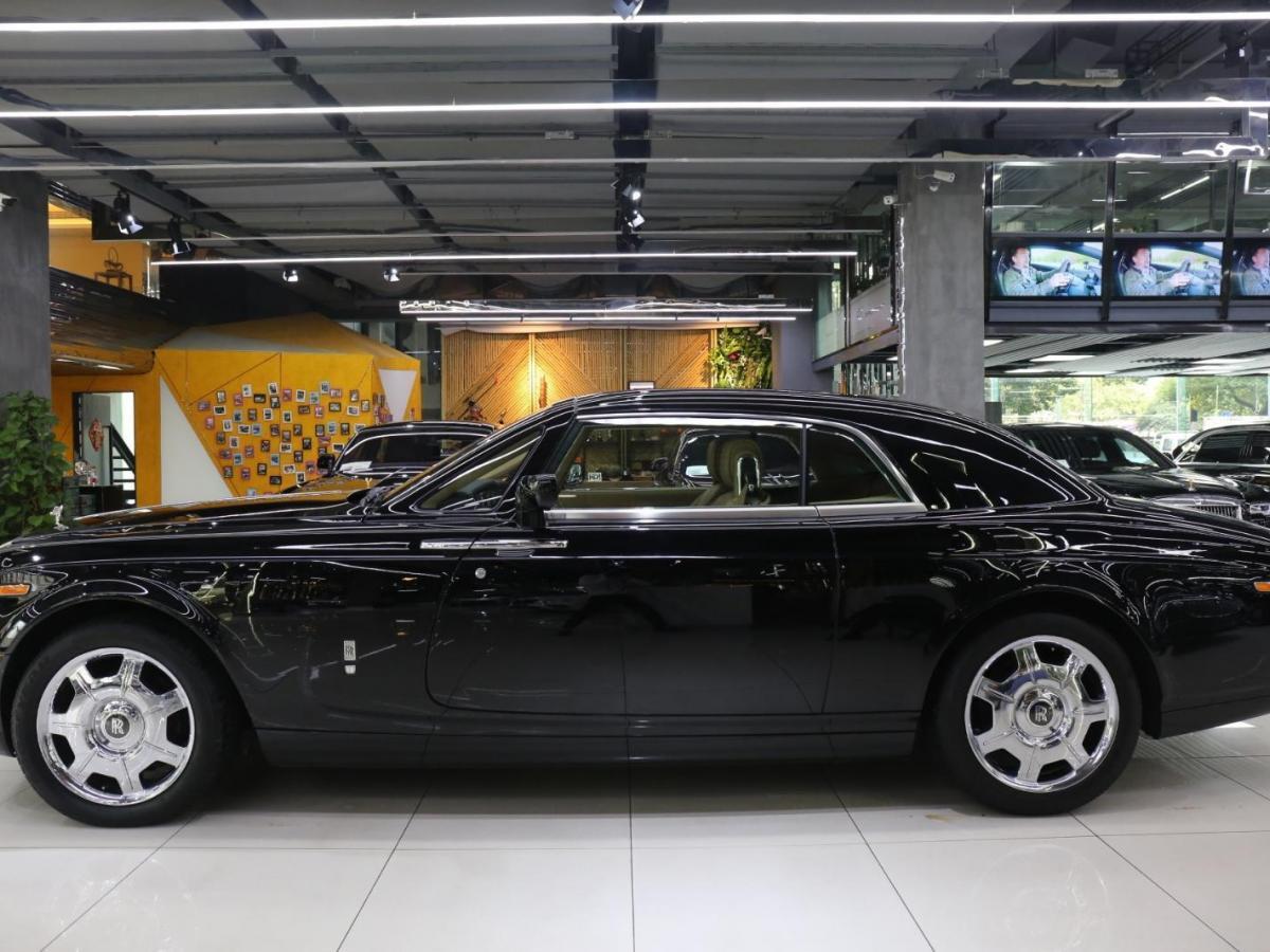 勞斯萊斯 幻影  2007款 6.7L 雙門轎跑車101EX圖片
