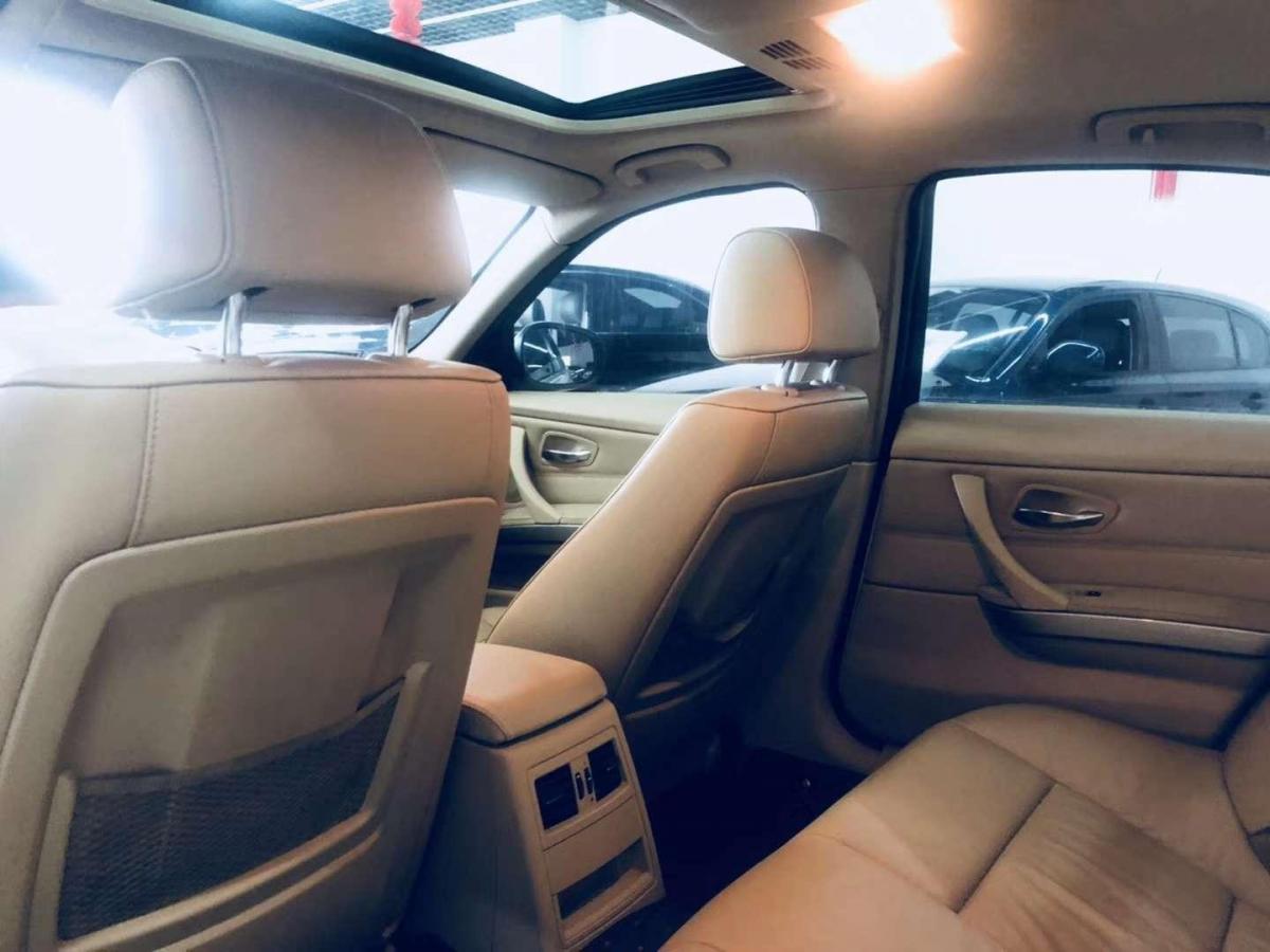 宝马 宝马3系  2012款 320i 豪华型图片