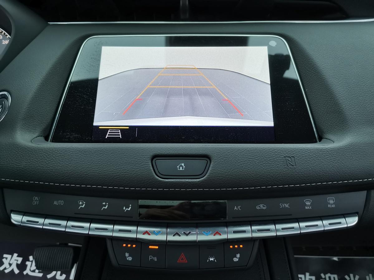 凱迪拉克 XT4  2018款 28T 四驅領先型圖片