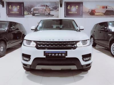 2016年10月 路虎 揽胜运动版  3.0T 运动版 SDV6 HSE 柴油型图片