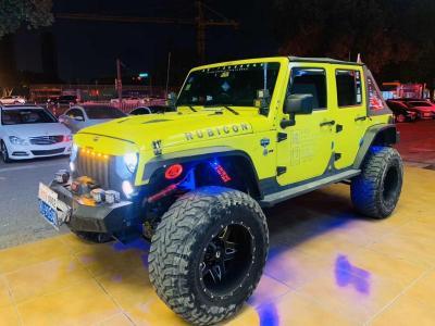 2013年6月 Jeep 牧馬人  3.6L 四門十周年紀念版圖片