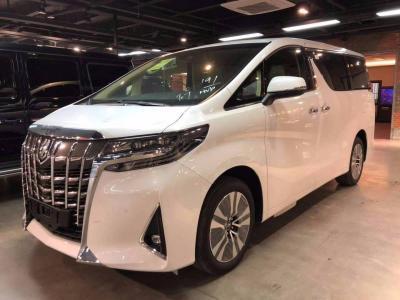 丰田 埃尔法  2018款 3.5L 豪华版