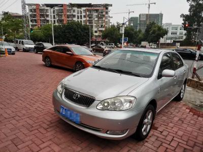 丰田 花冠  2007款 1.8L 自动GLX-i特别版图片