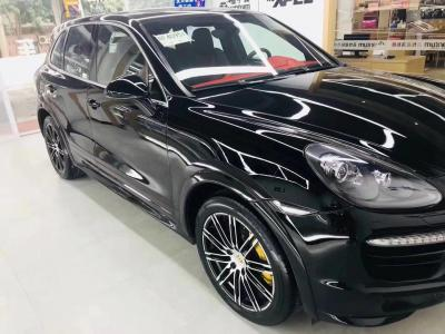 保时捷 Cayenne  2013款 Cayenne Turbo S 4.8T图片
