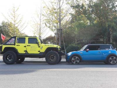 2013年6月 Jeep 牧马人  3.6L 四门十周年纪念版图片