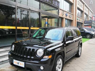 Jeep 自由客  2014款 2.0L 运动增强版