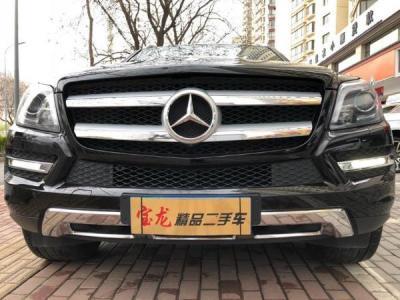 奔驰 GL级  GL400 3.0T 4MATIC 豪华型图片