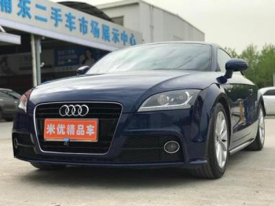 奥迪 奥迪TT  TT 45TFSI Coupe 悦尚型图片