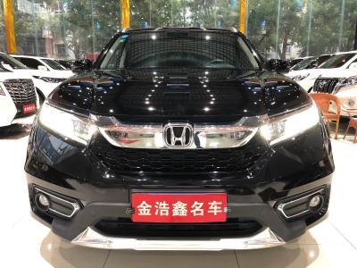 2017年10月 本田 冠道  240TURBO 兩驅豪華版圖片