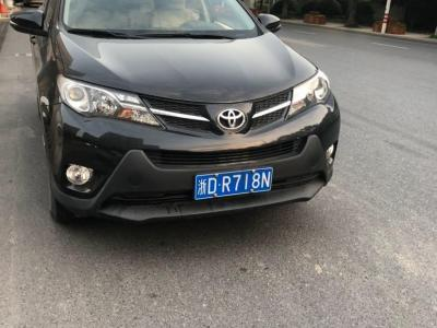 豐田 RAV4榮放  2015款 2.0L CVT四驅風尚版