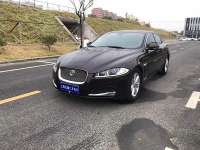 捷豹 XF  2009款 XF 3.0L V6豪华版图片