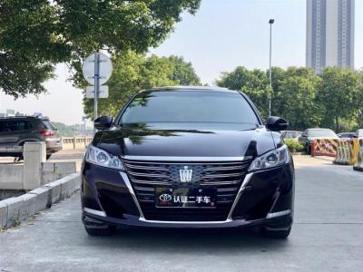 2018年6月 丰田 皇冠 2.0T 运动版图片
