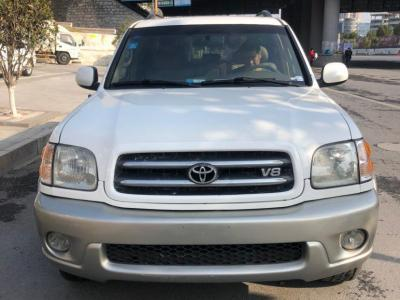 丰田 红杉  2003款 4.7 SR5