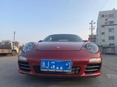 保時捷 911  2011款 Edition Style 3.6L 硬頂版