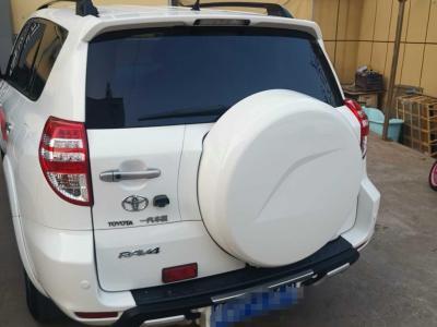 2012年3月 丰田 RAV4荣放 2.4L 自动四驱至臻导航版图片