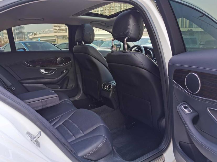 奔馳 奔馳C級  2015款 改款  C 180 L圖片