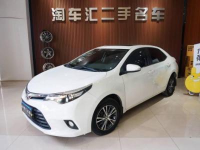 丰田 雷凌  1.6G CVT精英版