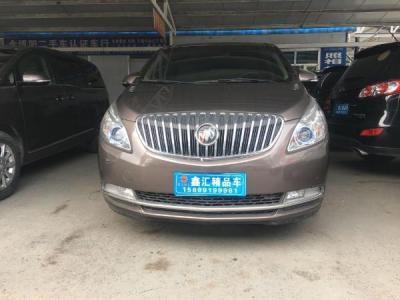 2013年7月   别克 GL8 豪华商务车 3.0 XT旗舰版图片
