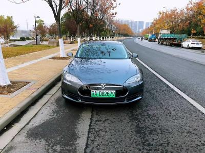 2014年6月 特斯拉 Model S  Model S 85圖片