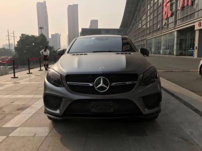 2018年3月 奔馳 GLE AMG  GLE43 AMG Coupe 4MATIC 3.0T 美規版圖片