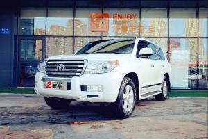 2013年1月 一汽豐田 2012款 蘭德酷路澤(進口)5.7L 中東60周年紀念版圖片