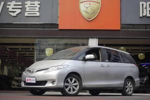 2010年4月 丰田 普瑞维亚  2.4L 7人座豪华版图片
