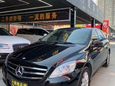 2014年12月 奔驰 奔驰R级(进口) R 300 L 豪华型图片