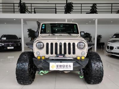 Jeep 牧馬人  2015款 3.6L Rubicon 兩門版圖片