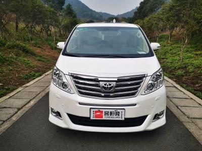 2012年4月 豐田 埃爾法  3.5L 豪華版圖片