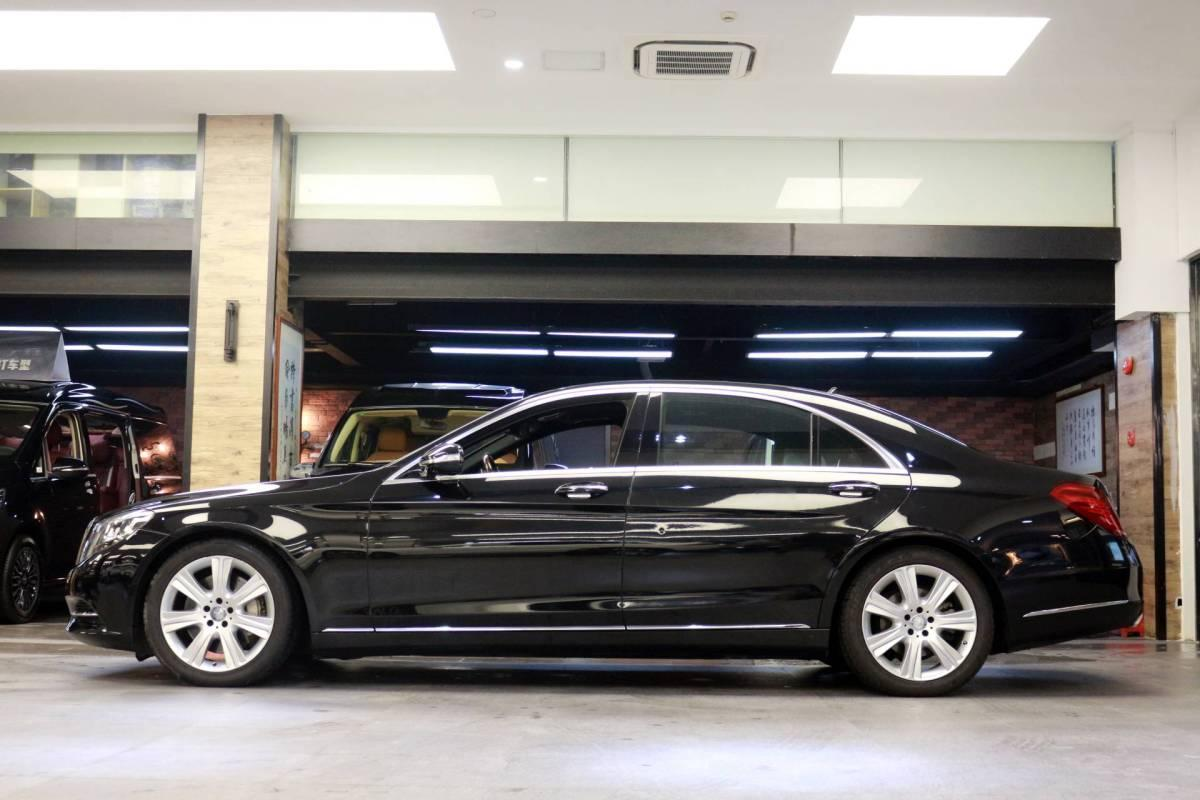 奔驰 奔驰S级  2015款 S 400 L 4MATIC图片