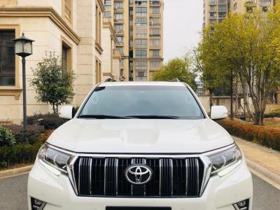 2018年6月 丰田 普拉多  3.5L 自动TX-L图片