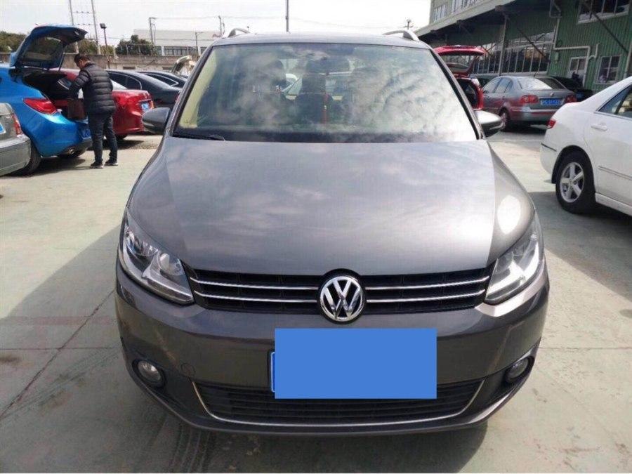2011年5月_出售二手车大众 途安  2011款 1.4T 自动智臻版5座哪里有卖_价格多少4.88万