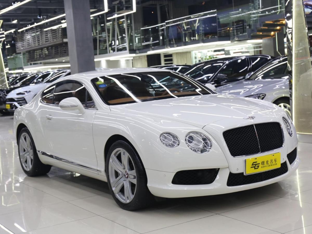 宾利 欧陆  2012款 4.0T GT V8图片