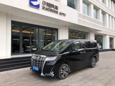 2019年1月 豐田 埃爾法(進口) 3.5L 豪華版圖片