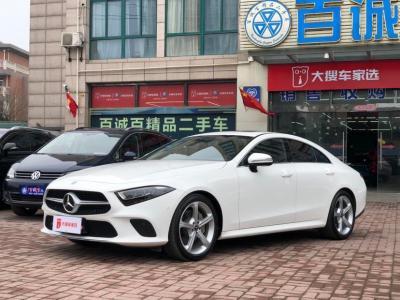 2019年2月 奔驰 奔驰CLS级(进口) CLS 300 动感型图片