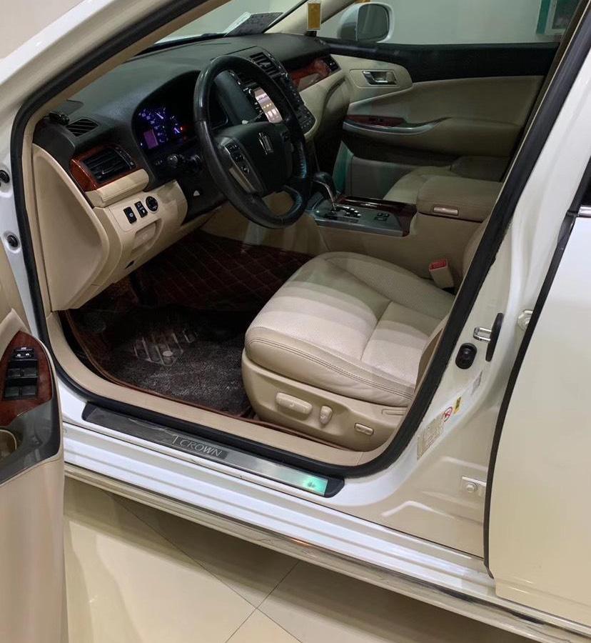 丰田 皇冠  2012款 2.5L Royal Saloon尊贵版图片