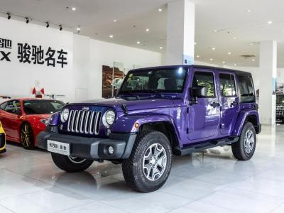 2018年11月 Jeep 牧马人(进口) 3.0L Sahara 四门舒享版图片