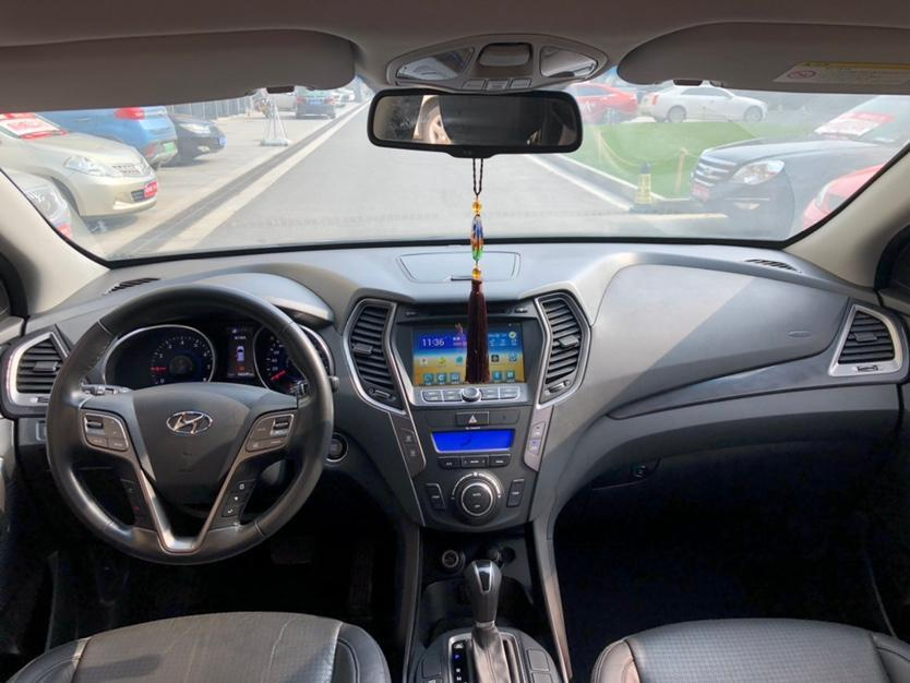 現代 勝達  2013款 2.4L 自動兩驅智能型圖片