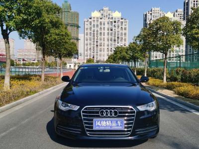 2012年11月 奥迪 奥迪A6L 35 FSI 舒适型图片